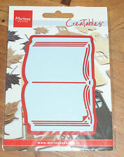 MARIANNE CREATABLE LR0253 BOOK cutting die