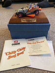 CORGI ORIGINALS - CHITTY CHITTY BANG BANG - 25TH ANNIVERSARY 1967-1992 MODEL