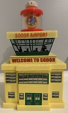Thomas & Friends Sodor Airport Wooden Rotating Control Tower Light Free Shipping