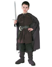"Lord of the rings kids Aragorn Costume, Medium, Âge 5 - 7, Hauteur 4' 2"" - 4' 6"""