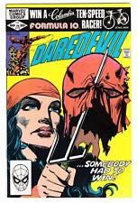 DAREDEVIL #179 - 1982 - Frank Miller - Marvel Comics - HIGH GRADE