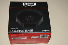 Creative Sound Blaster AXX  200 100 Speaker System Docking Charging Base Station