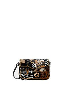 Woman Bag DESIGUAL bols new 1968 amorgos 20waxa99