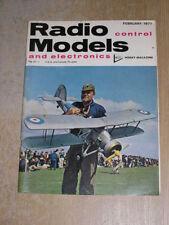 February Models Hobbies & Crafts Magazines