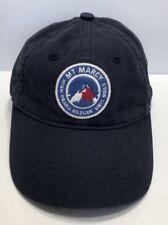 Mt Marcy High Peaks Rescue Unit 0063 Cap Hat Adjustable Size XS/S 100% Cotton