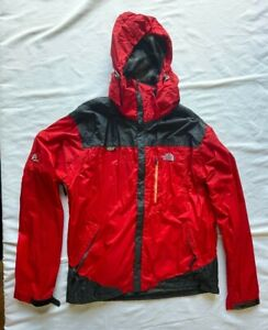 North Face Summit Series Gortex WaterProof Red & Black Medium