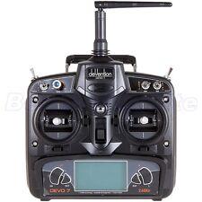 WALKERA DEVO 7 Devention 2.4GHz Transmitter 7CH Helicopter drone w/o Receiver