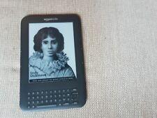 Amazon 4GB 3rd Generation Kindle Keyboard - Graphite
