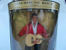 """vintage 1993 Elvis Presley Doll  Jail House Rock  Hasbro 12"""" .never been out box"""