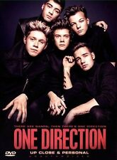 USED (GD) One Direction - Up Close & Personal (2013) (DVD)