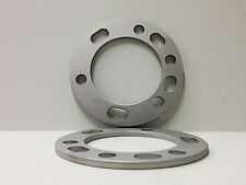 """2 PC WHEEL SPACERS 6x5.5 OR 5x5.5 1/4""""  5 AND 6 LUG SAME DAY -FREE SHIPPING"""