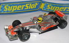 SUPERSLOT SPAIN PLANETA F1 McLAREN MERCEDES MP4/22 #2 L.HAMILTON  SCALEXTRIC UK