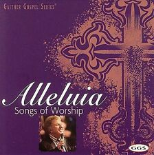 NEW Alleluia: Songs Of Worship (Audio CD)