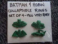 BATMAN 1966 TV. SHOW PREMIUM RING GUMBALL MACHINE VENDING STORE DISPLAY(RARE)