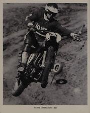 1975 PIERRE KARSMAKERS HONDA Vintage MOTOCROSS PRINT PICTURE CR125M CR250M AHRMA