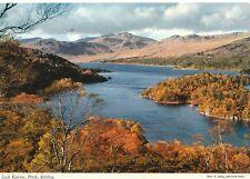 Scotland Postcard - Loch Katrine - Perth - Stirling   AB1111