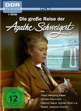DVD *  DIE GROßE REISE DER AGATHE SCHWEIGERT - Helga Göring  # NEU OVP -