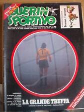 Guerin Sportivo 48 1979 Film Campionato foto Bettega