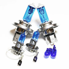 Chrysler Neon MK2 55w ICE Blue Xenon HID High/Low/Fog/Side Headlight Bulbs Set