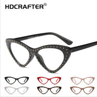 Fashion Cat's Eye Women's Glasses Myopia Eyewear Frames Optical Eyeglasses Frame