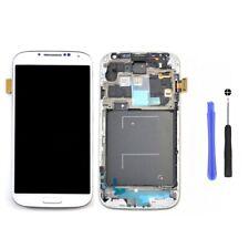 Für Samsung Galaxy S4 LTE GT-I9505 LCD Display + Touchscreen + Frame  -Weiß