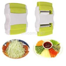 1PC Good Vegetable Potato Carrot Fruit Twister Cutter Slicer Peeler Kitchen Tool