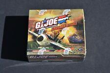 GI Joe Armored Strike TCG CCG 24 Pack Sealed Booster Box Trading Card Game