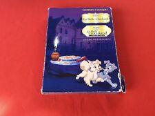 BELLE Y EL CLOCHARD 1 Y 2 LA LLAMADA CALLE WALT DISNEY PELÍCULA DVD VÍDEO PAL VF