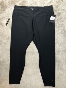 Women's Nike Black Leggings UK: 3XL XXXL 26 28 30 - Plus Size Sportswear - BNWT