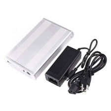 Diret Silver 3.5 Inches USB 2.0 IDE Hard-disk HDD Enclosure Cartridge Case D4B7