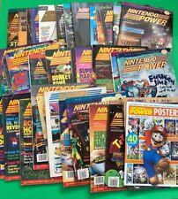 Nintendo Power Magazines Lot