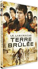 DVD *** LE LABYRINTHE - LA TERRE BRULEE ***   ( neuf sous blister)