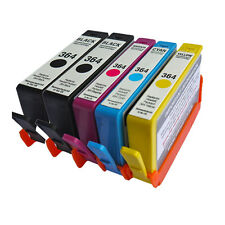 5 ink Cartridge for HP 364XL Deskjet 3070A 3520 3522 3524 Officejet 4610 4620 T
