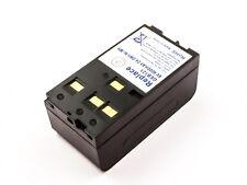 Akku für Leica TCR803 Power / TCR805 Power / TPS1000 / Batterie Ersatzakku