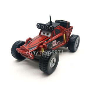 Disney Pixar Cars Off Road Idle Threat Diecast Toy Model Car Kids Gift Loose New