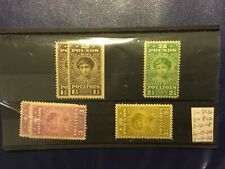 Lot of 6 mint hinged US Potato stamps