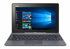 "ASUS T100 Touch Transformer Book 10.1"" Inch 2GB 64GB BT USB3 2-in-1 Tablet Win10"