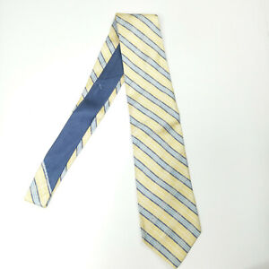 Tommy Hilfiger Striped Silk Tie