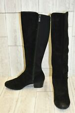 Kenneth Cole Reaction Pil-Anthropy Tall Boot - Women's Size 7.5M, Black