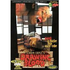 Drawing Blood - Sergio Lapel's  (DVD, 2000) Kirk Wilson
