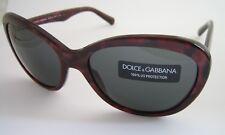 4bd2f0ae7 Óculos de Sol DOLCE & GABBANA D&G 4150 2591/87 Marrom Tortoise Shell BNWT