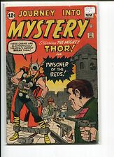 JOURNEY INTO MYSTERY 87 VG+ LEE DITKO KIRBY  1962