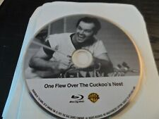 One Flew over the Cuckoo's Nest BLU-RAY DISC ONLY Combine 4 Ship Savings! unused