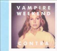 """Vampire Weekend - Contra (NEW 12"""" VINYL LP)"""
