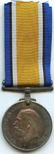 WORLD WAR 1 BRITISH WAR MEDAL 1914-18 Cpl Henry Dickie, North Staffordshire Regt