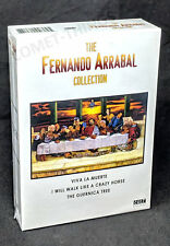Fernando Arrabal Collection 1 [ 3 Discs ] DVD Region FREE NEW & SEALED