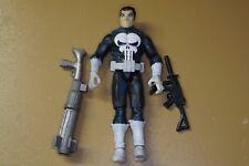 Marvel Universe 2009 PUNISHER WHITE GLOVES Variant SERIES 1 #004