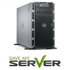 Dell PowerEdge T620 Tower Server | 2x 2.50GHz 12 Cores | 64GB | H310 | 4x 300GB