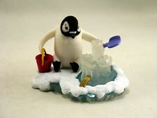 Chillin in the Sun Penguin Ice Castles Hamilton Collection Figurine