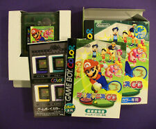 Mario Tennis Complete in Box (Nintendo Gameboy Color GBC, 2000) Japan
